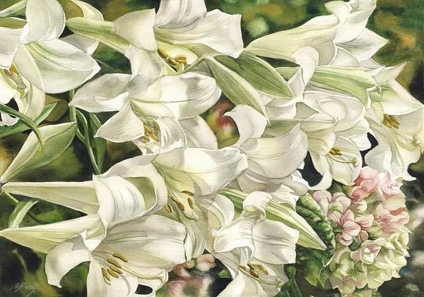 Painting - Easter Inspiration by Alfred Ng