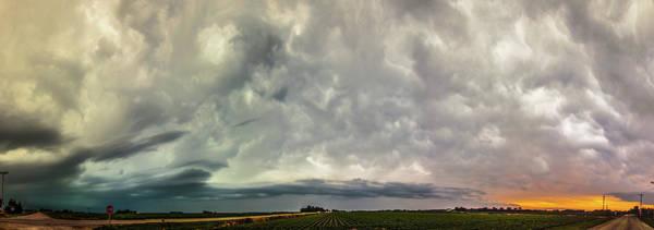 Photograph - Eastern Nebraska Moderate Risk Chase Day 001 by NebraskaSC