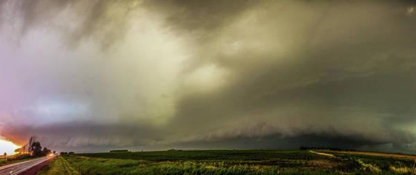 Photograph - Eastern Nebraska Moderate Risk Chase Day 003 by NebraskaSC