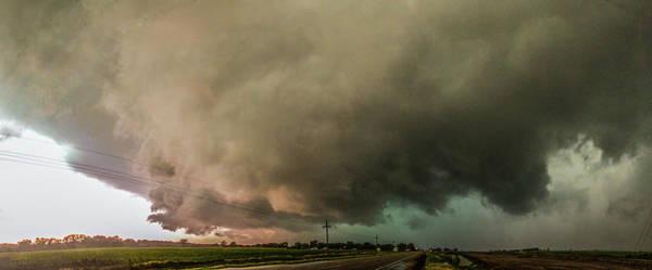 Photograph - Eastern Nebraska Moderate Risk Chase Day 007 by NebraskaSC