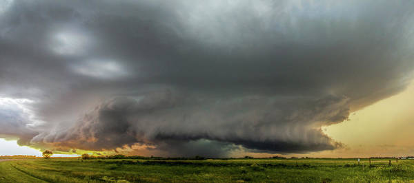 Photograph - Eastern Nebraska Moderate Risk Chase Day Part 2 003 by NebraskaSC