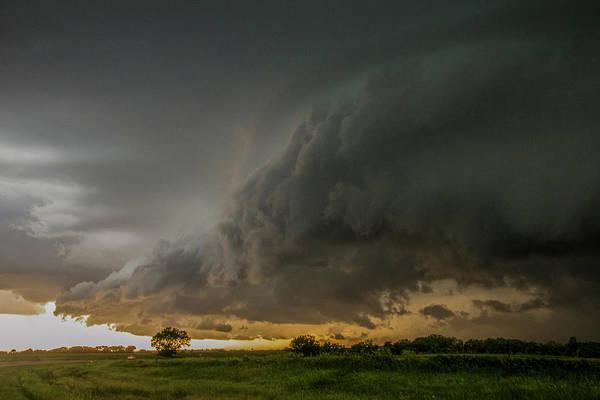Tormenta Wall Art - Photograph - Eastern Nebraska Moderate Risk Chase Day Part 2 004 by NebraskaSC