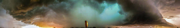 Photograph - Eastern Nebraska Moderate Risk Chase Day Part 2 011 by NebraskaSC