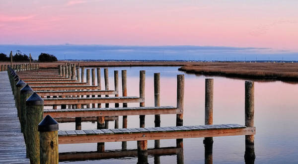 Photograph - Eastern Shore On The Docks by Lara Ellis