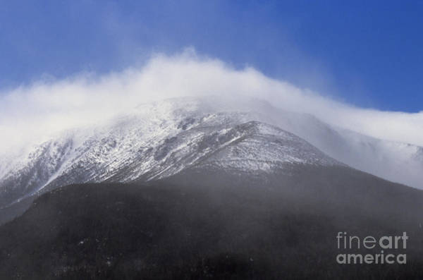 Photograph - Eastern Slopes Of Mount Washington New Hampshire Usa by Erin Paul Donovan