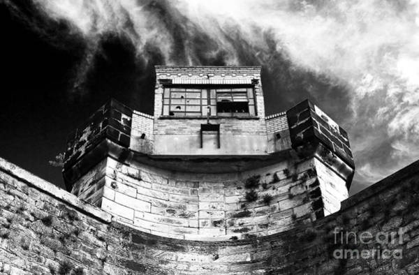 Photograph - Eastern State Penitentiary by John Rizzuto