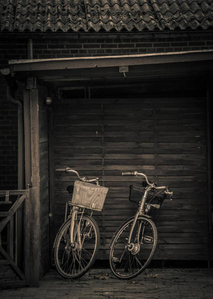 Pedal Car Wall Art - Photograph - Easy Riders by Odd Jeppesen