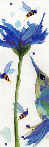 Painting - Eat Fresh I by Dawn Derman