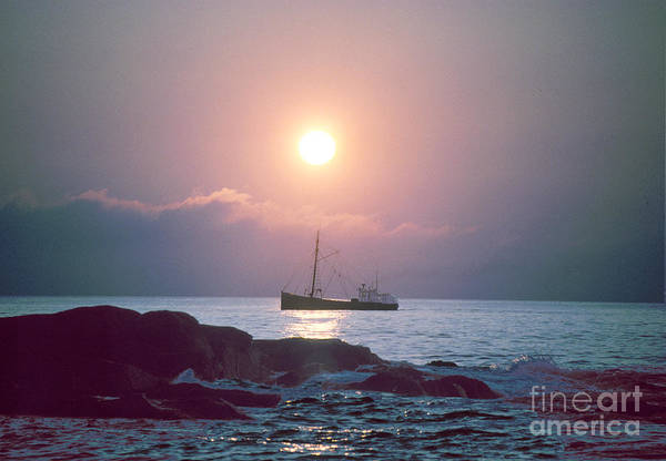 Wall Art - Photograph - Eastern Rig by Jim Beckwith