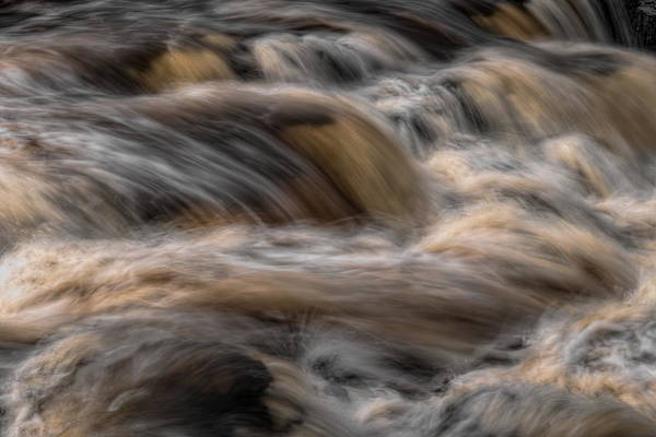Photograph - Eau Claire Dells Abstract by Dale Kauzlaric