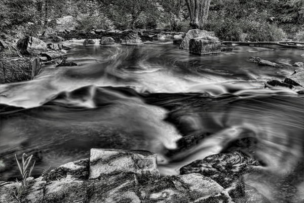 Photograph - Eau Claire Dells Downstream by Dale Kauzlaric