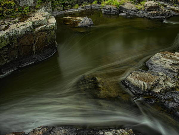 Photograph - Eau Claire Dells Silky Look by Dale Kauzlaric