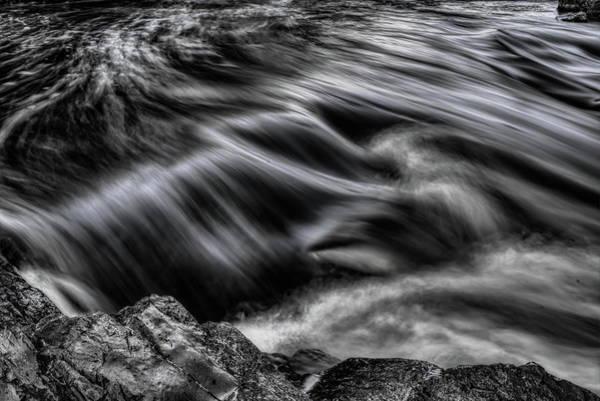 Photograph - Eau Claire Dells Upper Flow by Dale Kauzlaric