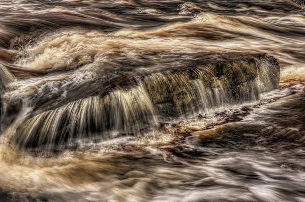 Photograph - Eau Claire River Boulder Wash by Dale Kauzlaric