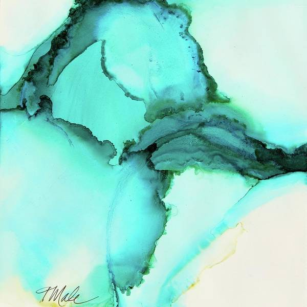 Painting - Ebb And Flow by Tracy Male