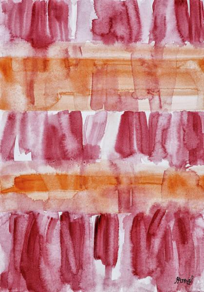 Coneflowers Particles Art Print