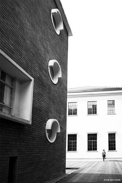 Photograph - Echos Of The Windows by Cho Me