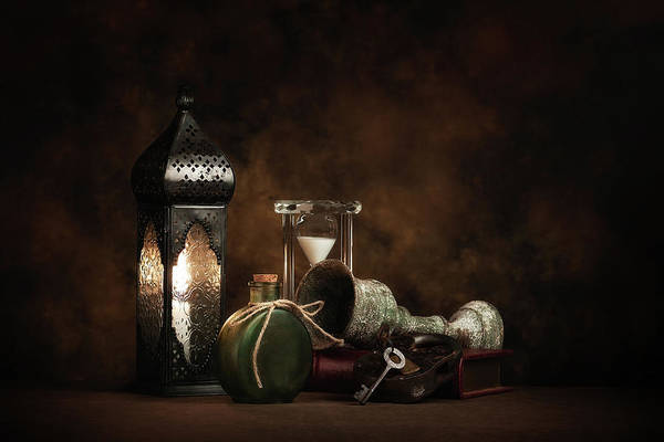 Bottles Photograph - Eclectic Ensemble by Tom Mc Nemar