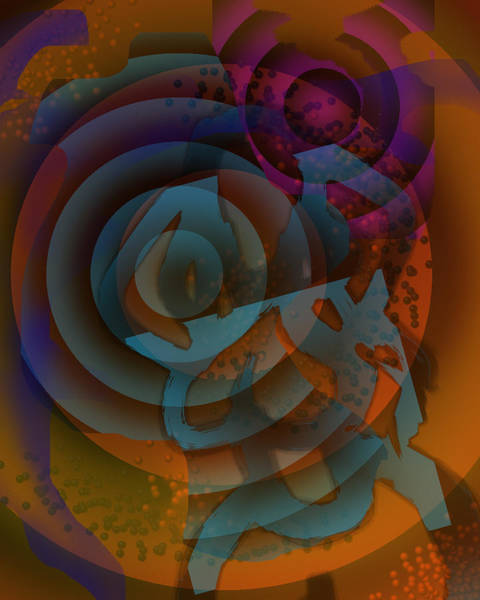 Painting - Eclectic Soul Zone by Robert Watson