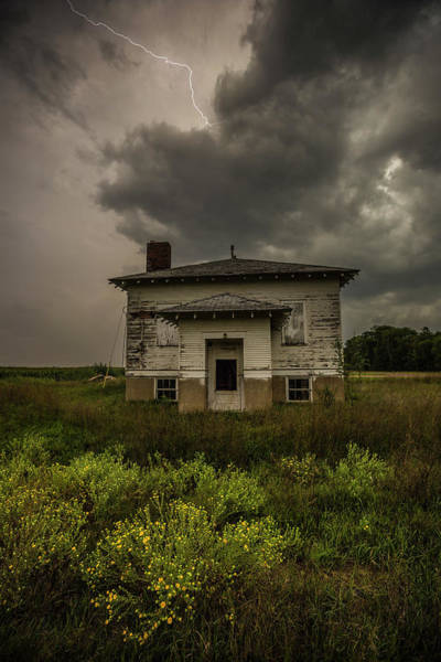 Wall Art - Photograph - Eclipse Apocalypse by Aaron J Groen