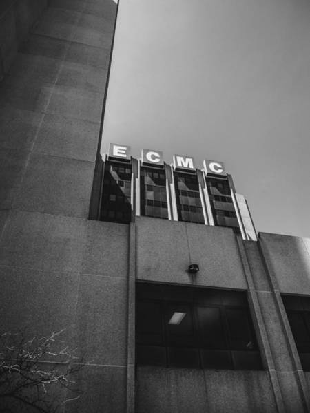 Photograph - Ecmc 2 by Guy Whiteley
