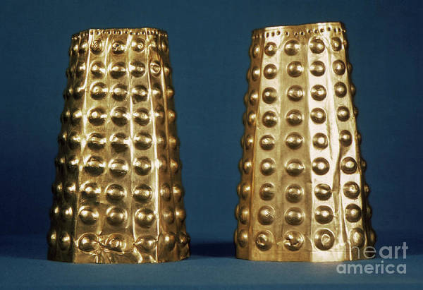 Photograph - Ecuador: Gold Cuffs by Granger