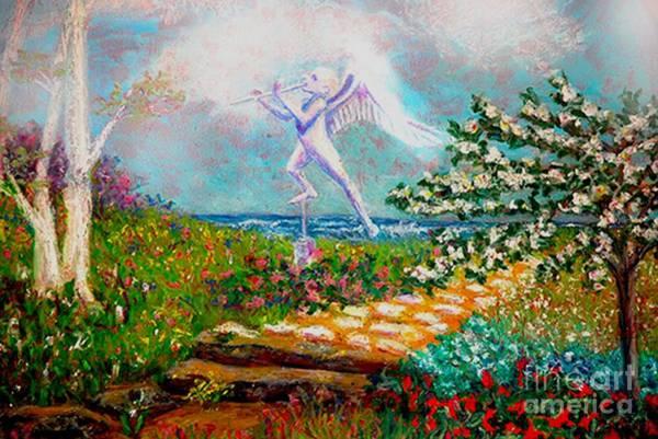 Pastel - Eden's Garden by Gail Allen