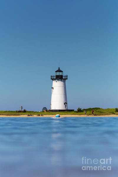 Wall Art - Photograph - Edgartown Harbor Light I by Clarence Holmes