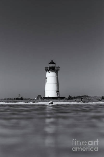 Photograph - Edgartown Harbor Light II by Clarence Holmes