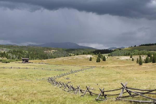 Jackleg Photograph - Edge Of The Storm by Mark Eisenbeil