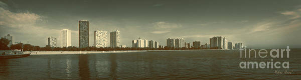 Photograph - Edgewater Panorama by Milena Ilieva