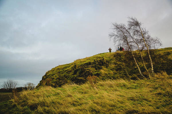 Photograph - Edinbugh - Calton Hill by Edyta K Photography