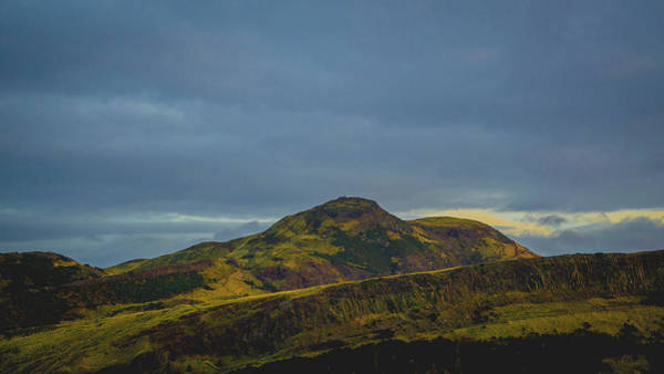 Photograph - Edinburgh - Arthur's Seat by Edyta K Photography
