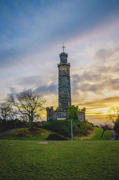 Photograph - Edinburgh - Calton Hill by Edyta K Photography