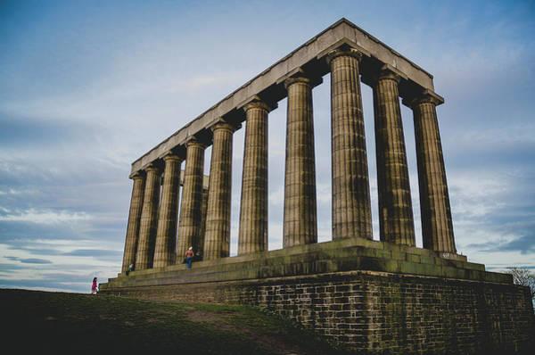 Photograph - Edinburgh - The National Monument by Edyta K Photography