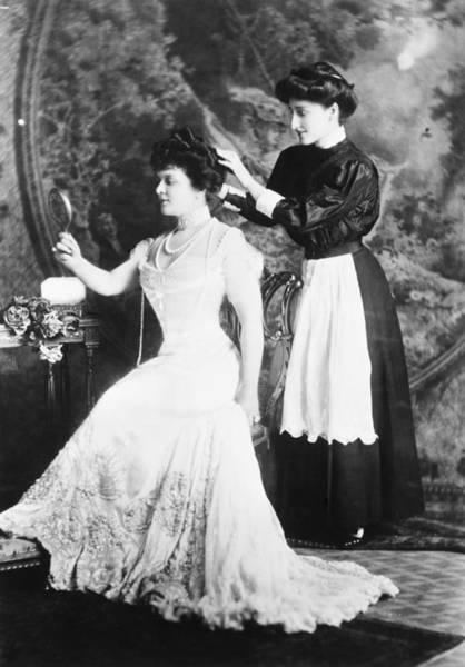 Photograph - Edith M. Kingdon (1864-1921) by Granger