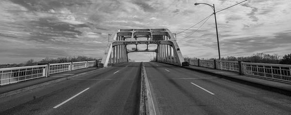 Wall Art - Photograph - Edmund Pettus Bridge Selma Al by John McGraw