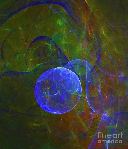 Fibonacci Spiral Digital Art - Egg Of Life by Raphael Terra