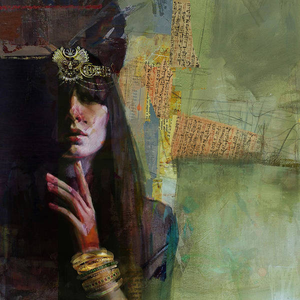 Egyptian Woman Painting - Egyptian Culture 45  by Corporate Art Task Force
