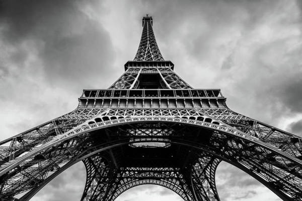 Eiffel Tower 4 Art Print