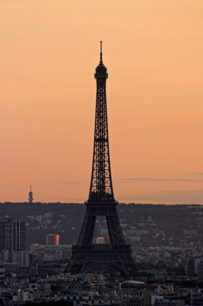Photograph - Eiffel Tower At Sunrise Paris  by Pierre Leclerc Photography