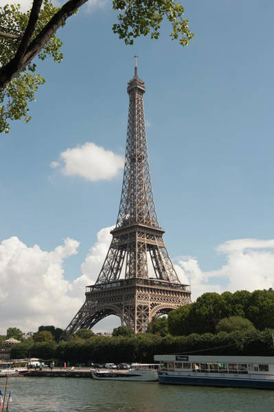 Photograph - Eiffel Tower by Helen Northcott
