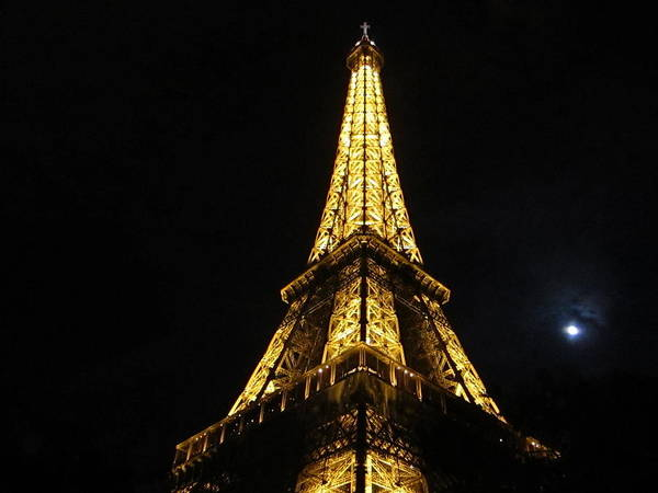 Photograph - Eiffel Tower IIi Paris France by John Shiron