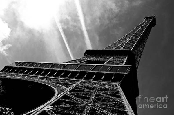 Photograph - Eiffel Tower by Miles Whittingham