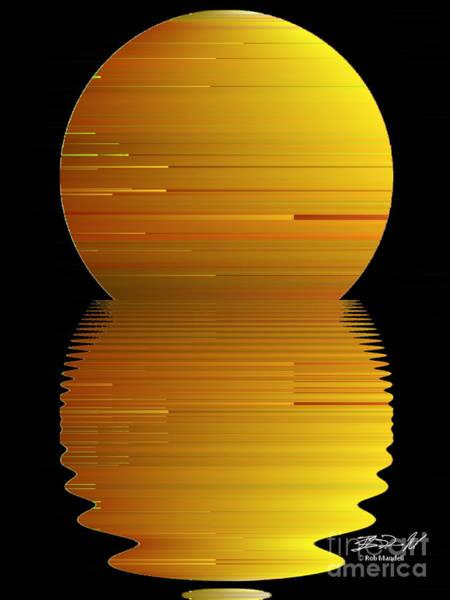 Digital Art - Eight by Rob Mandell