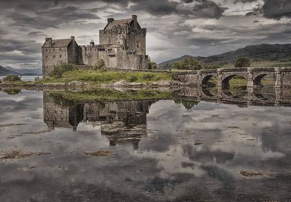 Skye Photograph - Eilean Donan Castle 3 by Wade Aiken