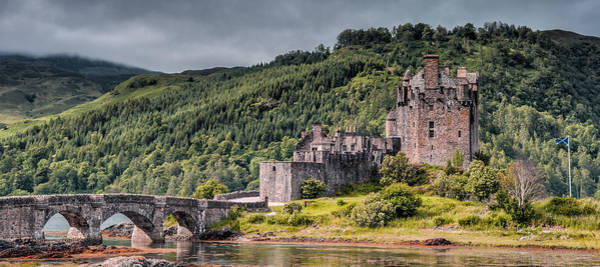 Photograph - Eilean Donan Castle, Dornie, Kyle Of Lochalsh by Neil Alexander