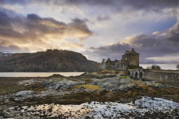 Scottish Highlands Photograph - Eilean Donan Castle by Rod McLean