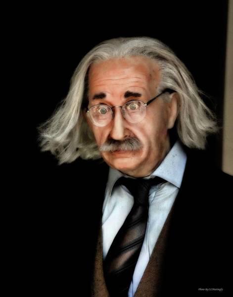Photograph - Einstein by Coleman Mattingly