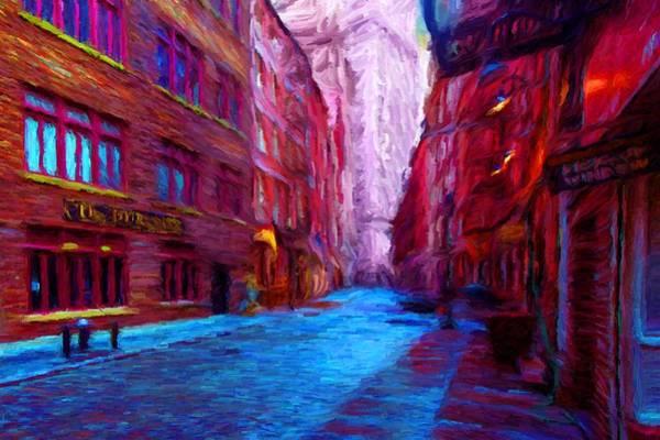 Digital Art - Eire by Caito Junqueira